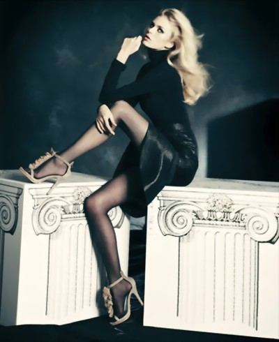Omero - Classic sheer tights Efira 15 denier