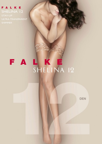 Falke Shelina 12 denier Stay-up