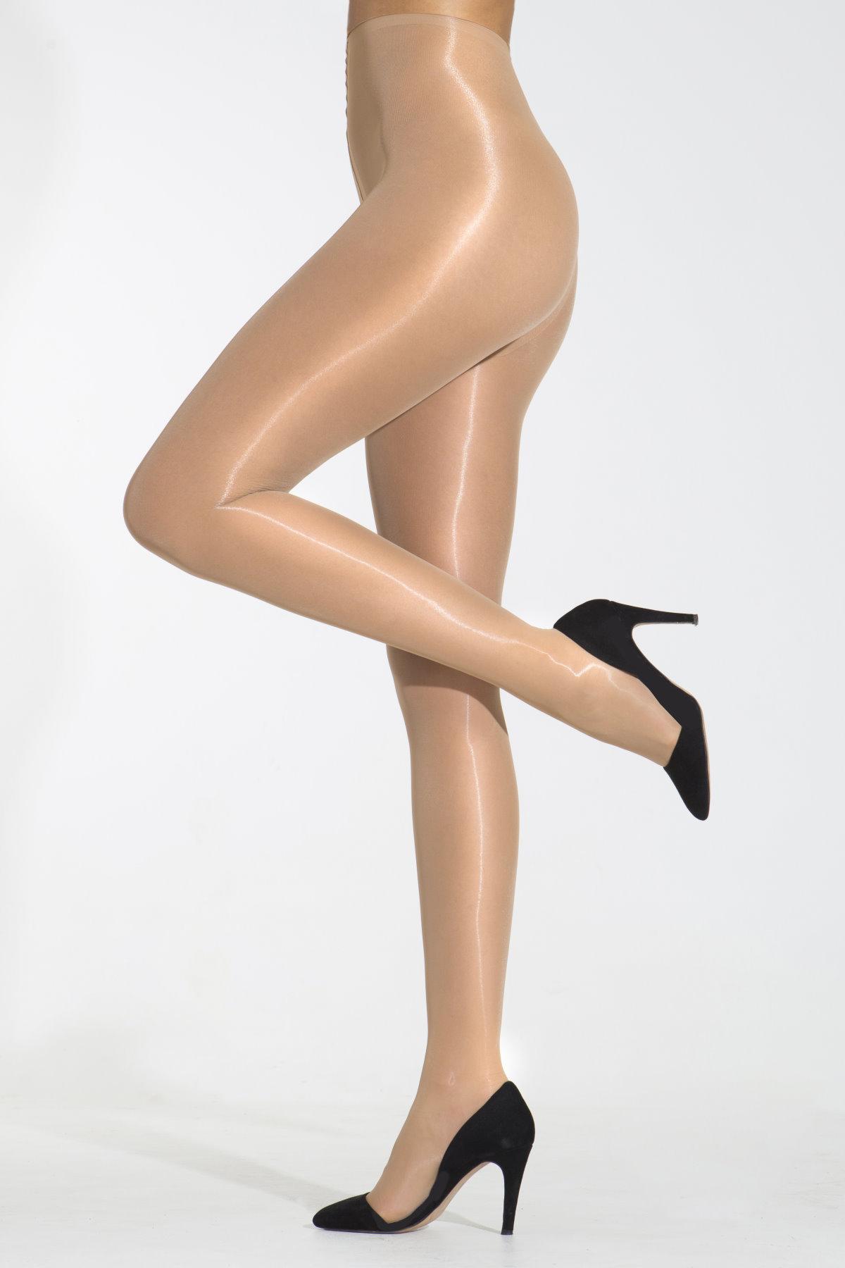 Low Price Tan Classic Plain LYCRA Tights Hosiery 40 Denier Pantyhose S M L XL