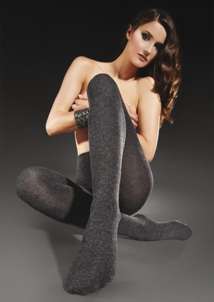 Marilyn - Soft, warm winter tights Cashmere 200 den