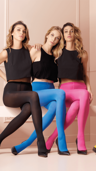 Trasparenze - Classic opaque tights, 70 denier