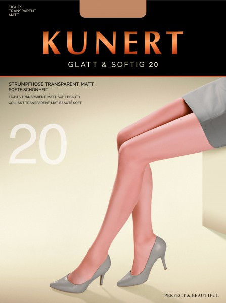 Kunert - Sheer matt tights Glatt & Softig 20