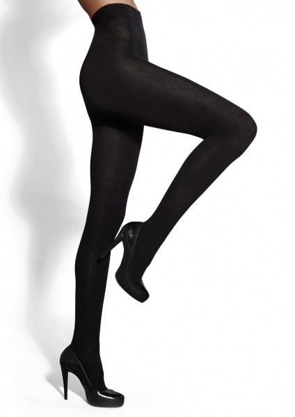 Marilyn Arctica 140 Comfort Top - Opaque, warm tights with cotton