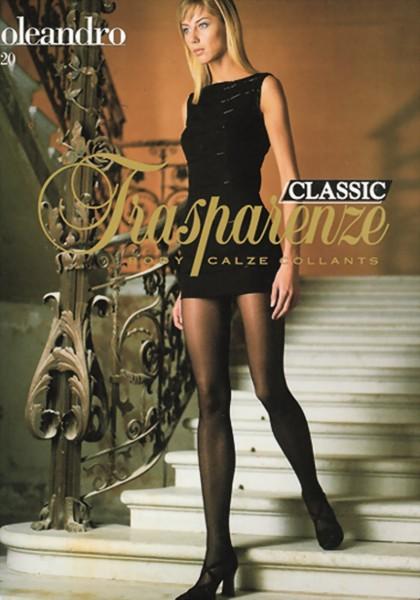 Trasparenze - Classic sheer tights Oleandro 20 DEN