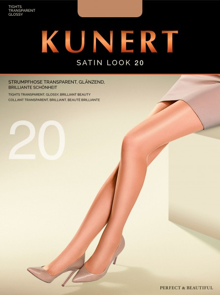 Kunert Satin Look 20 - Elegant glossy tights